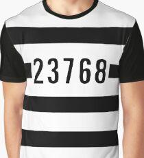 Prisoner 23768 Graphic T-Shirt