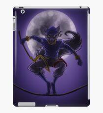 Master thief iPad Case/Skin