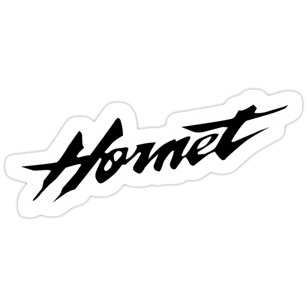 Honda Hornet Stickers By Isonic Redbubble