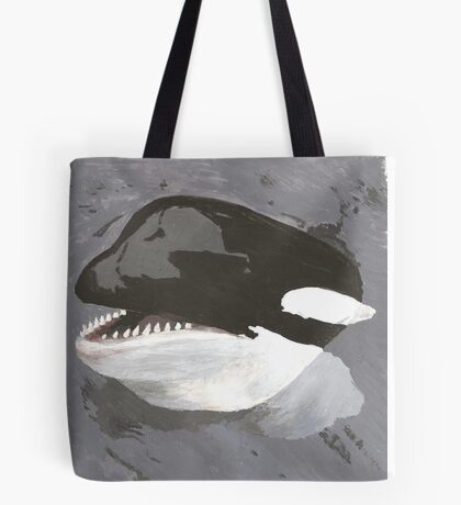 Is it an Orca or a Killer Whale? Tote Bag