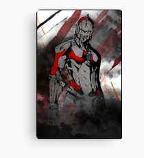 Ultraman Mangga Canvas Print