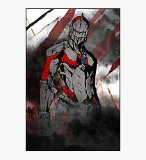 Ultraman Mangga Photographic Print