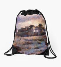 Jon Snow Of Winterfell Drawstring Bag