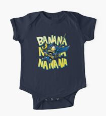 Banana Bat Minion One Piece - Short Sleeve