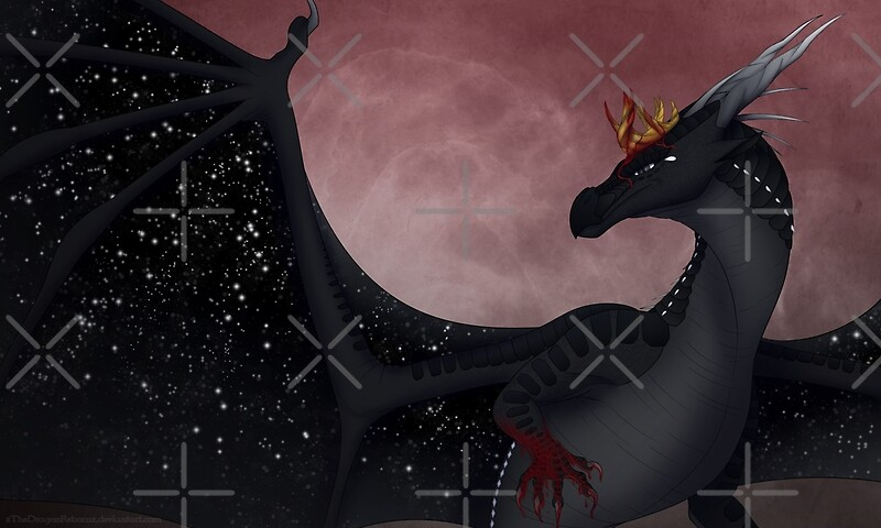 Quot Twisted Crown Darkstalker Wings Of Fire Quot By