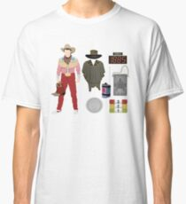 Back to the Future : Time Traveler Essentials 1885 Classic T-Shirt
