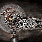 A flock of birds by Jenny Wood