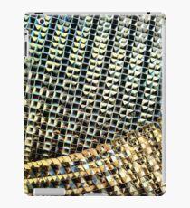 Golden Grate iPad Case/Skin