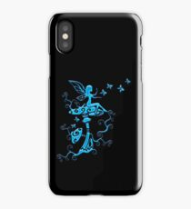 Fairy, Magic Mushrooms, Butterflies, Fantasy iPhone Case/Skin