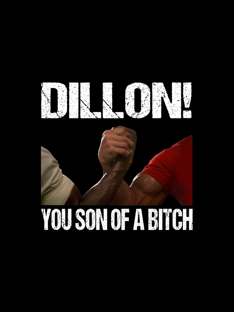 Schwarzenegger Dillon Predator Arm Wrestle  by MimiDezines