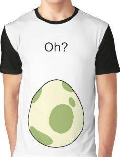 Pokemon GO Egg Oh? Graphic T-Shirt