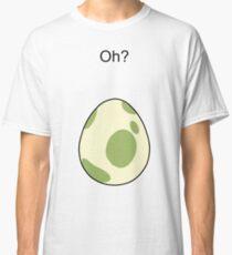 Pokemon GO Egg Oh? Classic T-Shirt