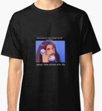 Jesus Meme Merch Classic T-Shirt