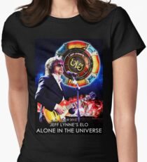 JEFF LYNNE'S ELO Womens Fitted T-Shirt
