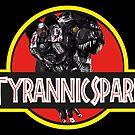 Tyrannic Spark by Custranz