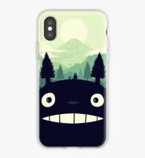 totoro iPhone Case