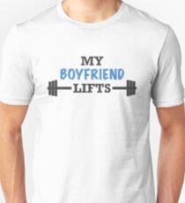 My Boyfriend Lifts T-Shirt