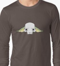 Yoda Skull Long Sleeve T-Shirt