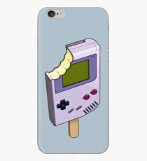 Game Boy Ice Cream iPhone Case