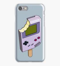 Game Boy Ice Cream iPhone Case/Skin