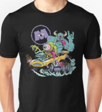 Monsters Fink II Unisex T-Shirt