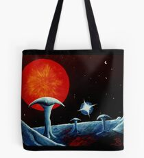 The big red one Tote Bag