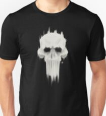 Painting Skull T-Shirt