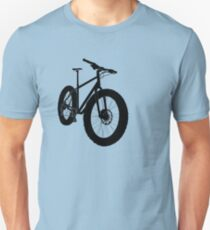 fat tire bike Unisex T-Shirt