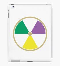 Radioactive King Cake iPad-Hülle & Klebefolie