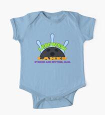 Lebowski Lanes Logo Kids Clothes