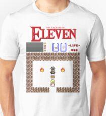 The Legend Of Eleven Unisex T-Shirt