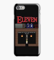 The Legend Of Eleven iPhone Case/Skin