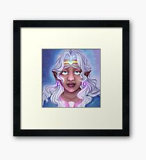 Allura (Voltron: Legendary Defender) Framed Print