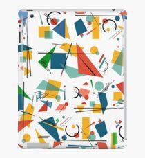Colourful Constructivism iPad Case/Skin