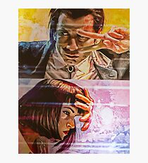 Pulp Fiction - Dance Photographic Print