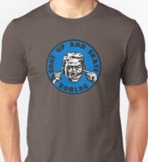 ZORLAC 80´S SKATEBOARDS (BLUE) Unisex T-Shirt