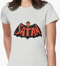Satan Women's Fitted T-Shirt