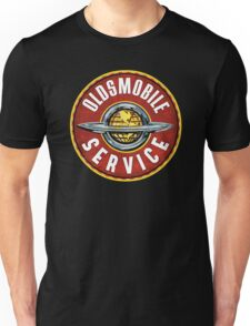 Oldsmobile Service sign Unisex T-Shirt
