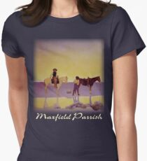 Parrish - Cowboys Women's Fitted T-Shirt