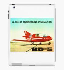 BD-5 iPad Case/Skin
