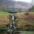 The Lovers Lochan - Glencoe by Edward Gunn
