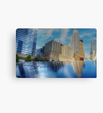 Financial District Canvas Print