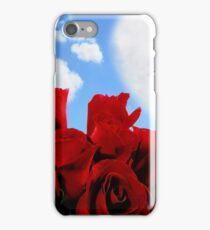 RED ROSE HEART iPhone Case/Skin