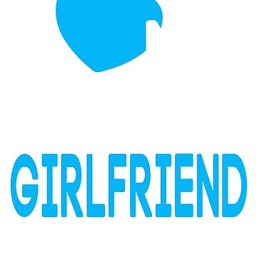 I Love My Tattooed Girlfriend T-Shirt by johnnydany