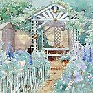 A quiet spot by Anne Bonner