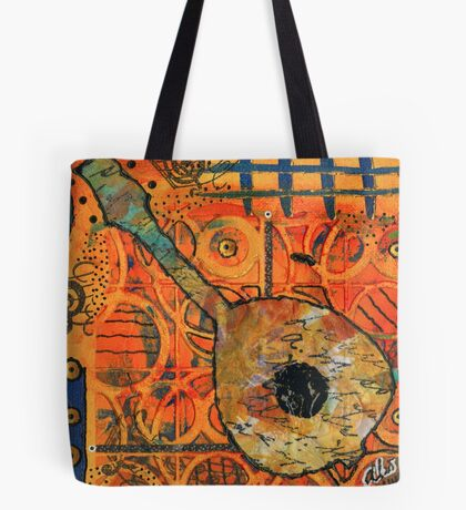 Play a Little Song Please Tote Bag