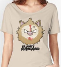 Planet of the Primeapes Women's Relaxed Fit T-Shirt