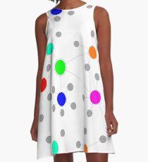 Network A-Line Dress