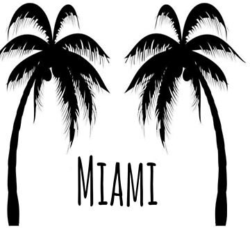 Welcome to Miami by itsbelen