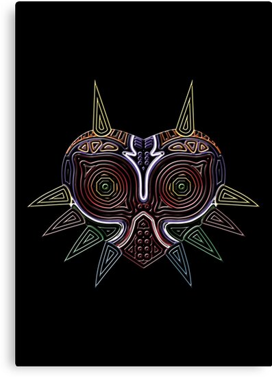 Ornate Majora's Mask by Colossal